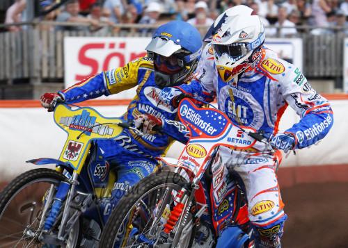 Tomas Gollob och Jason Crump, 2010