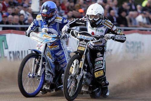 Fightingface :) Rune Holta i kamp med Anderas Jonsson